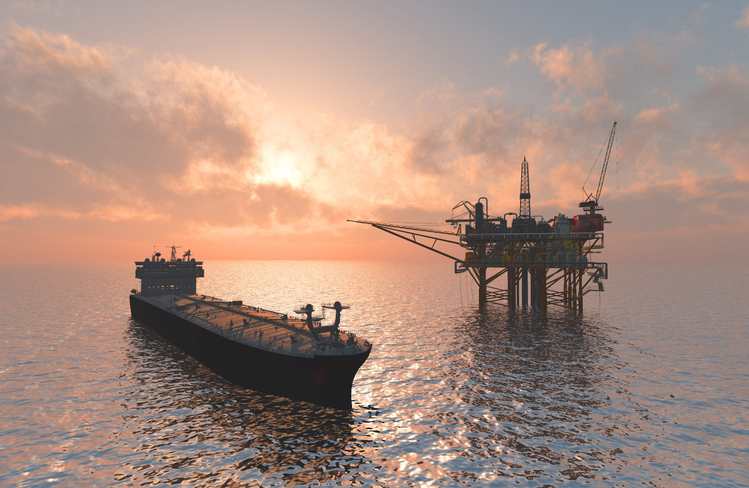 blockchain in oil and gas supply chain